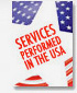 Service Performed in the USA